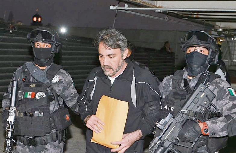 Dámaso López fue detenido en 2017. (Foto: Especial)