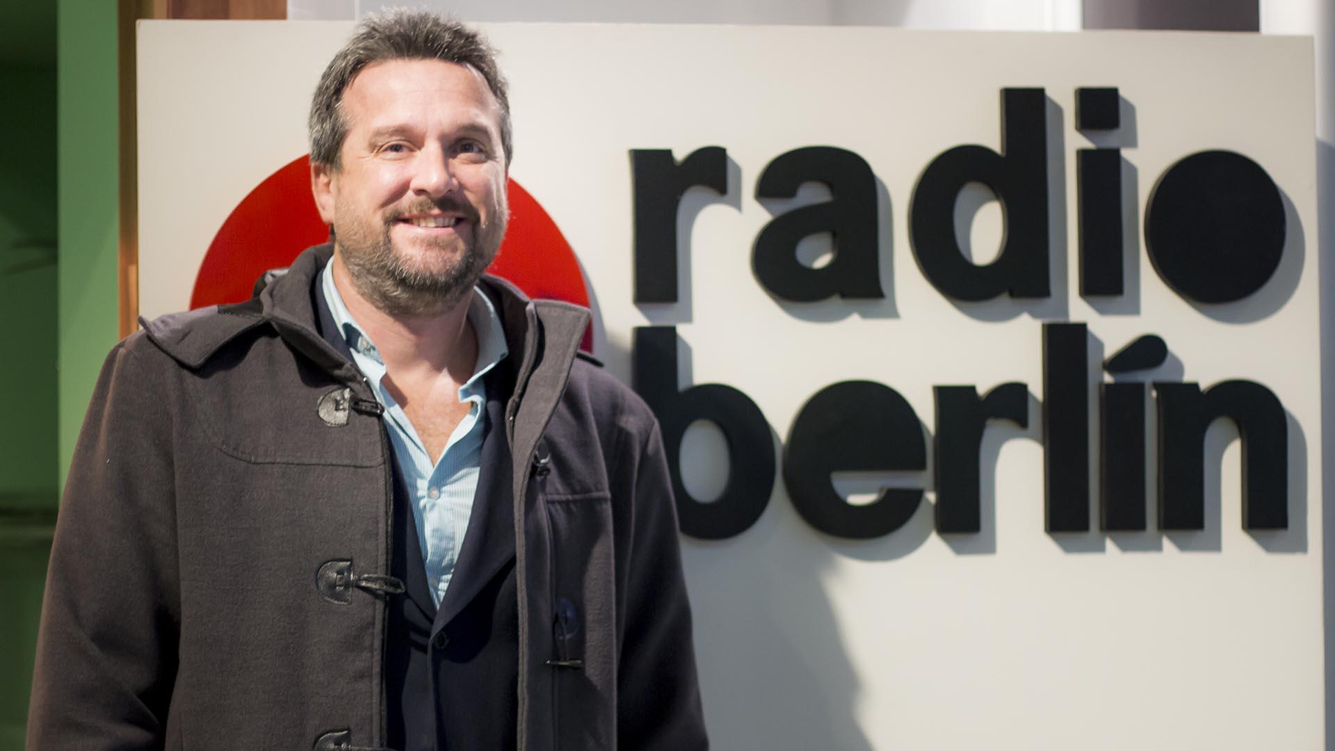 Juan Schamber, gerente de Relaciones Institucionales de Bodegas Peñaflor