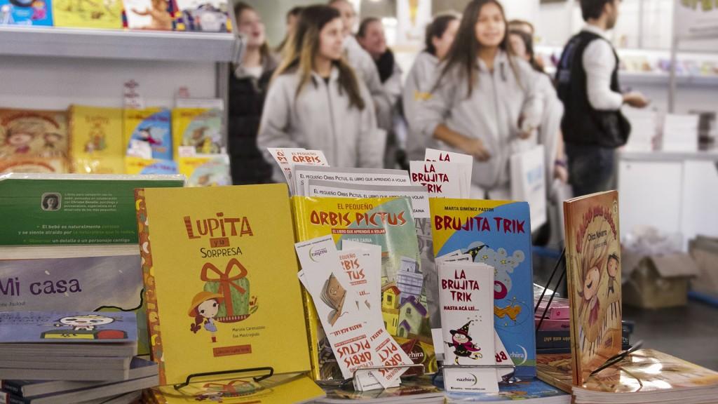 Feria del libro infantil - CCK