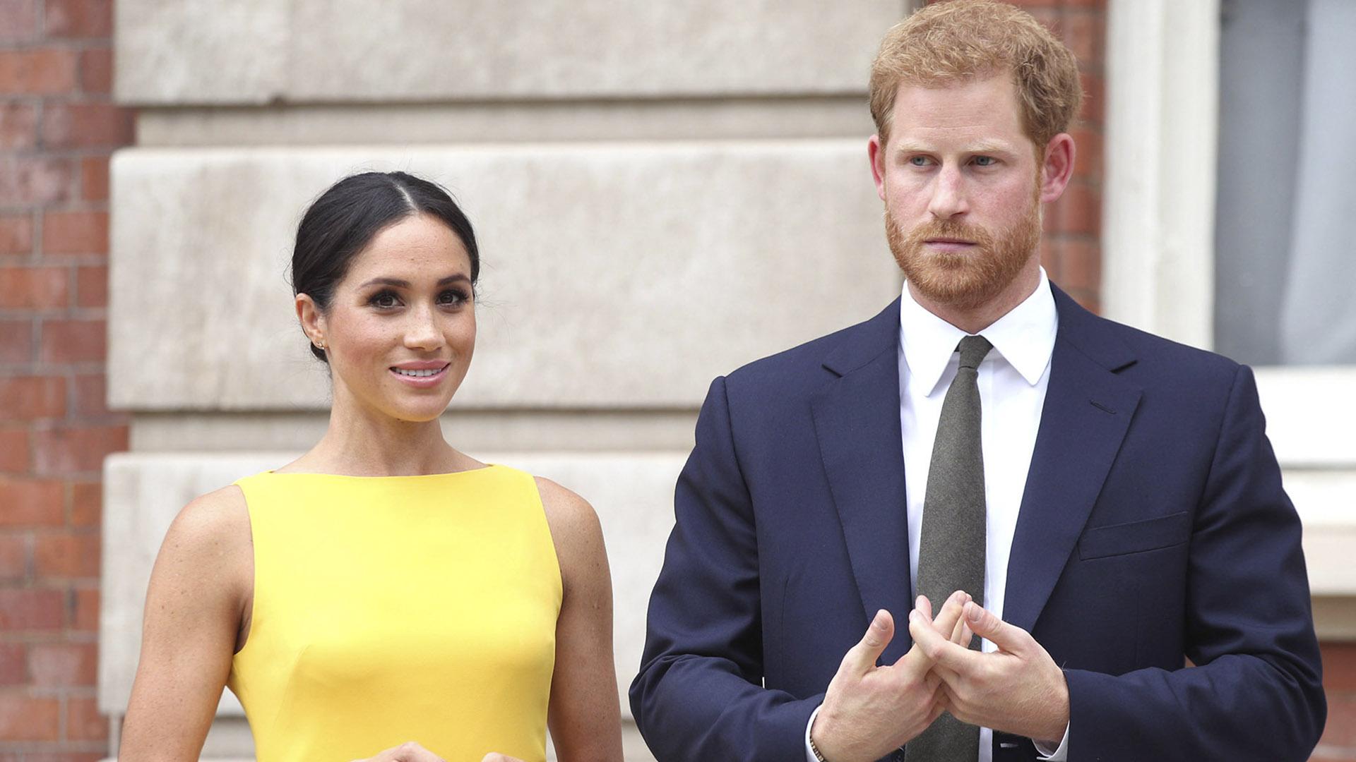 Meghan Markle dejó de lado su exitosa carrera como actriz para casarse con el príncipe Harry