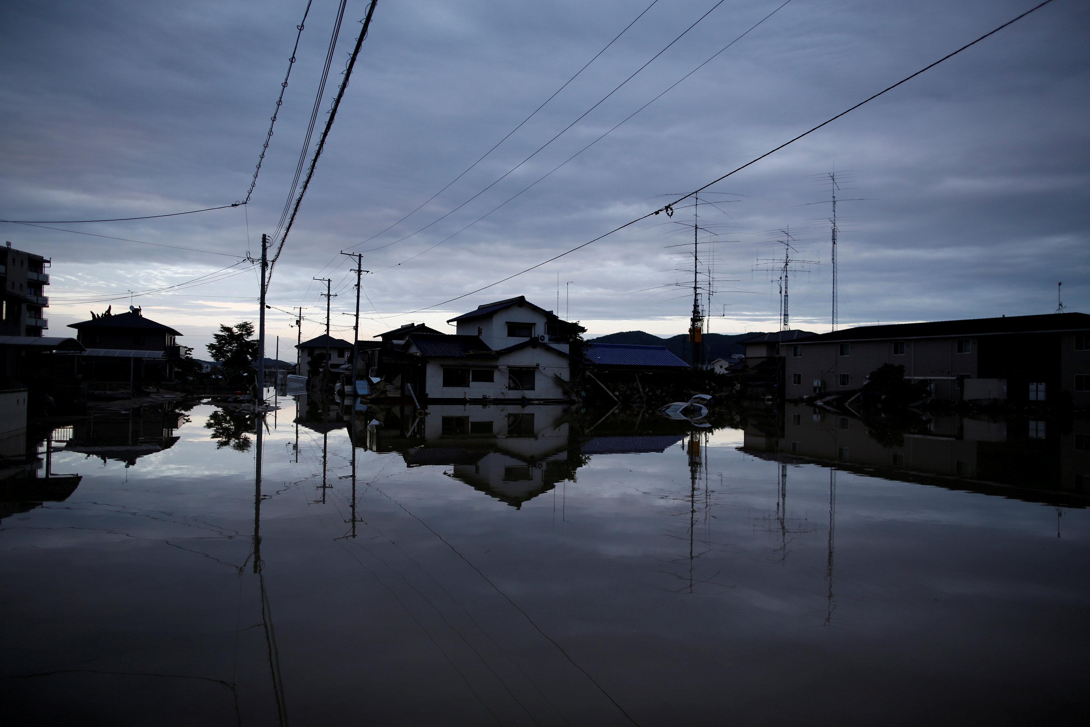 El fenómeno meteorológico es de los más devastadores que se recuerdan en un país donde las condiciones climáticas extremas son habituales, sobre todo en la época estival de lluvias y tifones