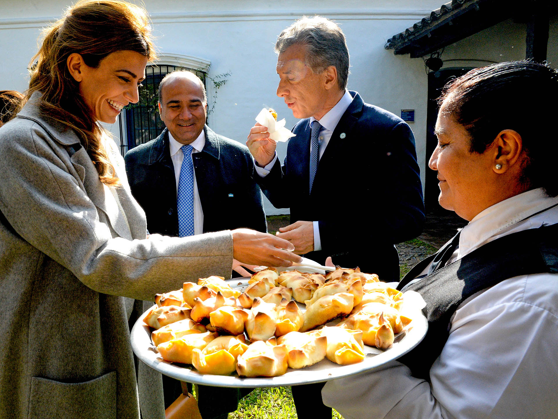Empanadas calientes para festejar la Independencia en Tucumán