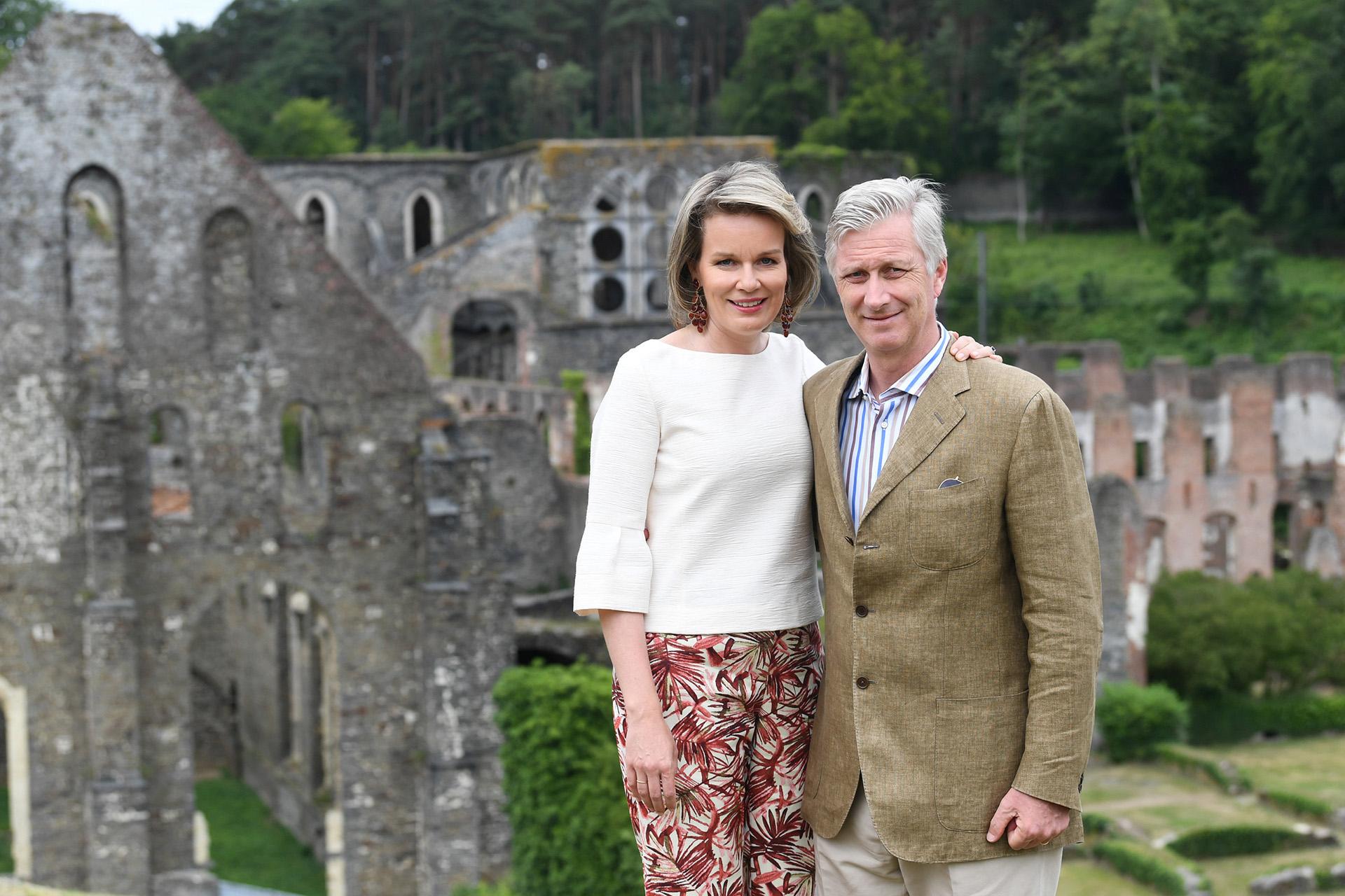 Philippe de Bélgica, de 58 años, llegó al trono en 2013, tras la abdicación de su padre Alberto II