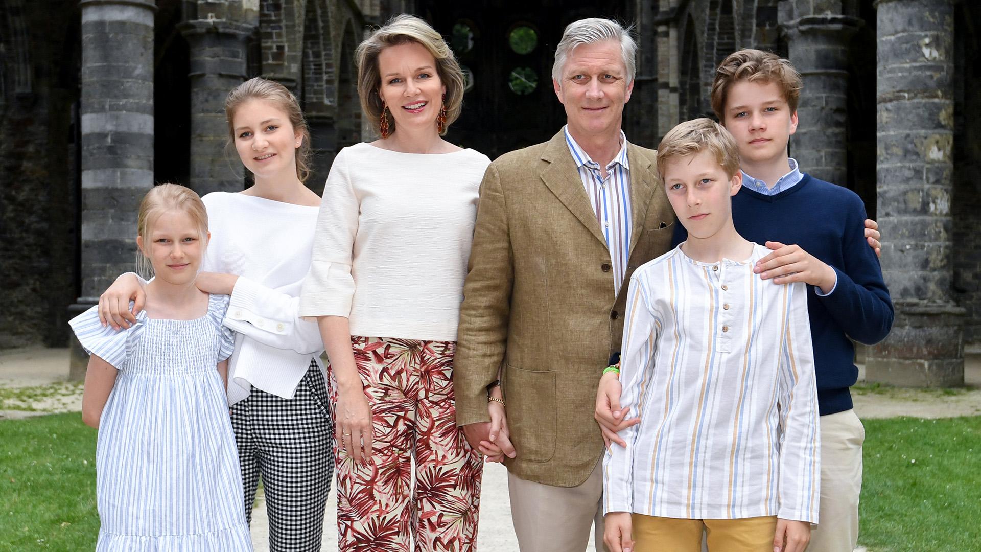 Julio es uno de los momentos del año en el que las monarquías europeas inician sus vacaciones familiares /// Fotos: Reuters