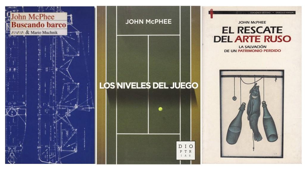 libros John McPhee