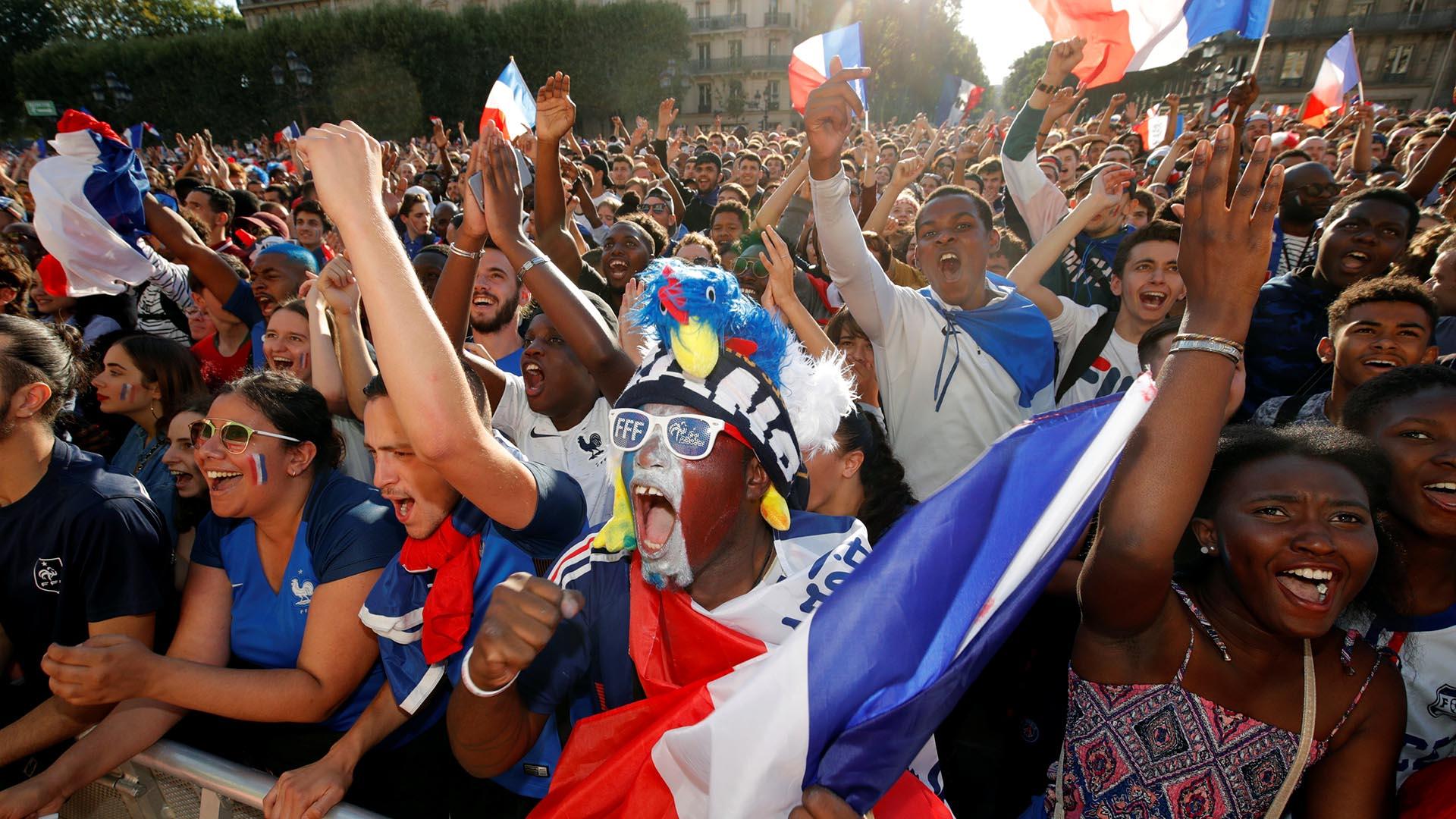 Francia derrotó a Bélgica y jugará su tercera final en un Mundial