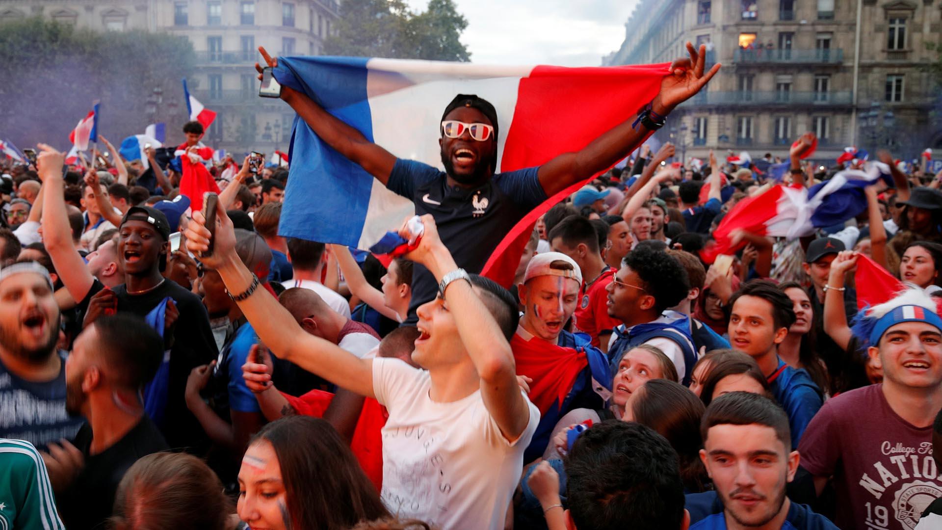 Inglaterra o Croacia serán el rival de Francia en la final del Mundial de Rusia
