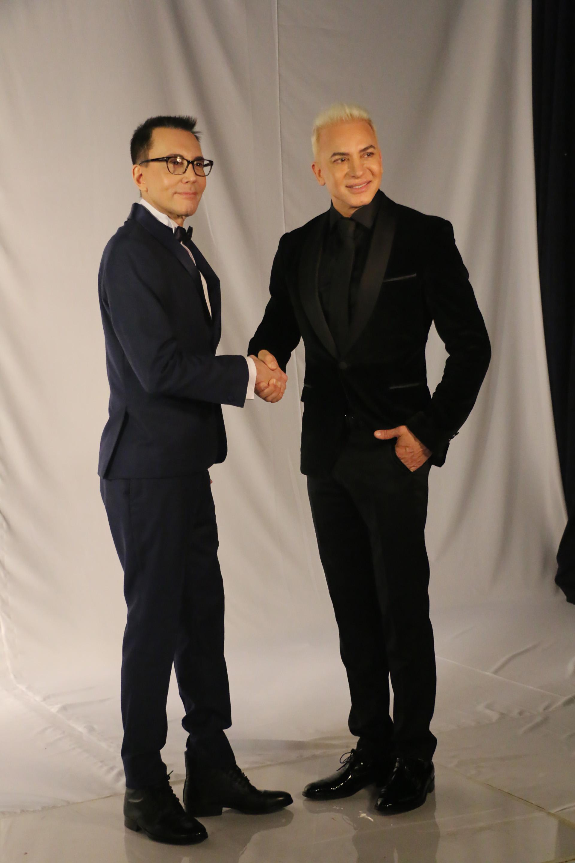 Marcelo Polino y Flavio Mendoza