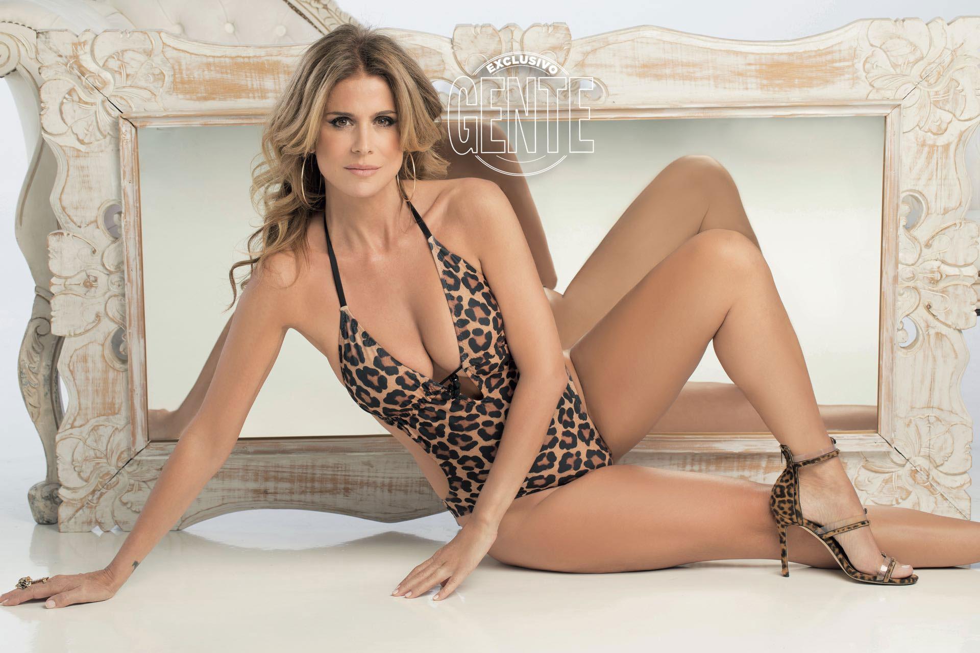 Flavia Palmiero (Fotos Christian Beliera/GENTE)