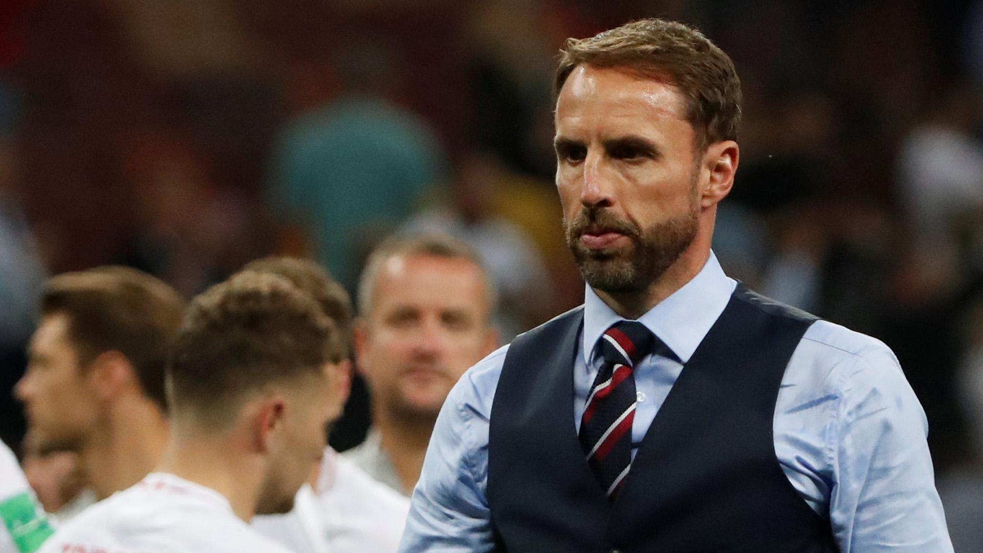 Southage llegó a la semifinal del Mundial de Rusia