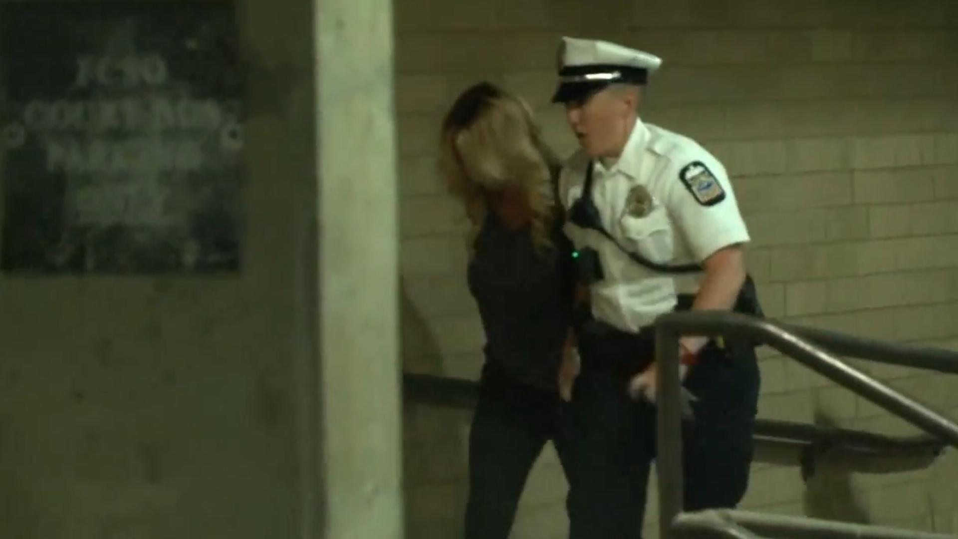 Stormy Daniels fue arrestada y dejada en libertad bajo fianza por USD 6.000