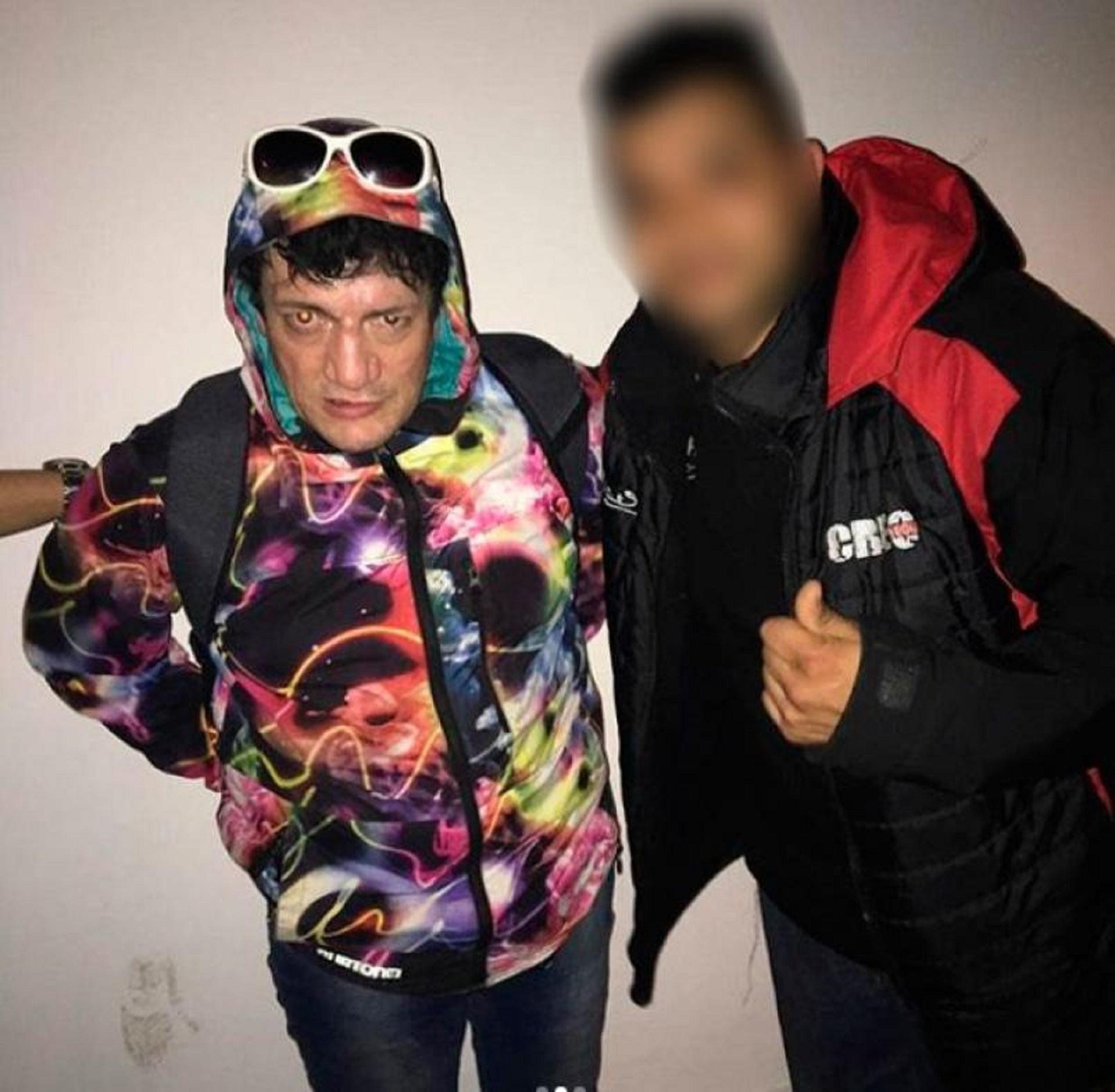 Un integrante del staff de Ulises Bueno publicó en su cuenta de Instagram una foto con Pity Álvarez en Pinar de Rocha, esta madrugada