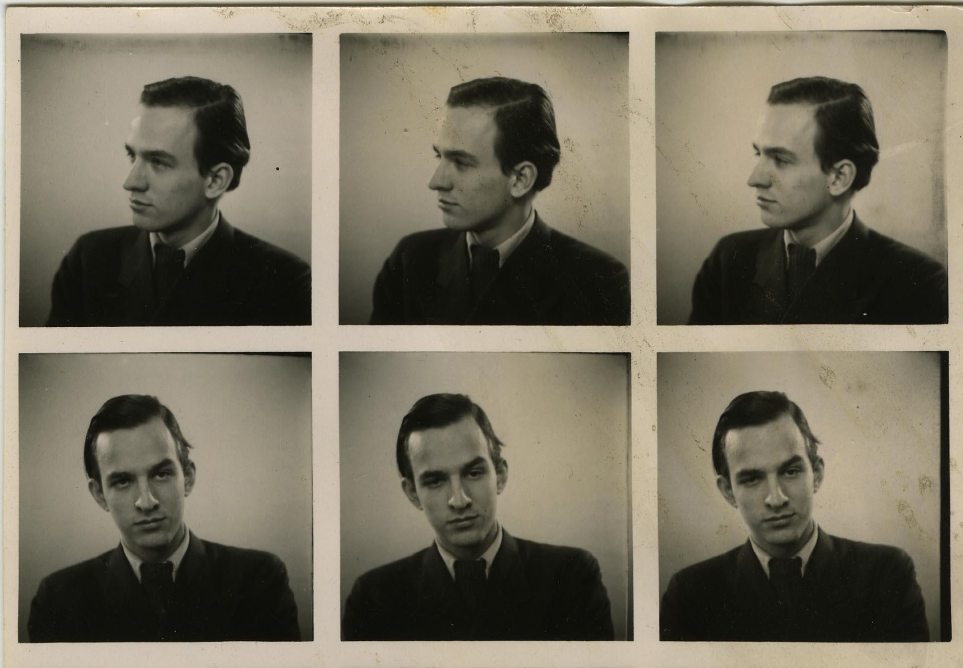 Un joven Ingmar Bergman