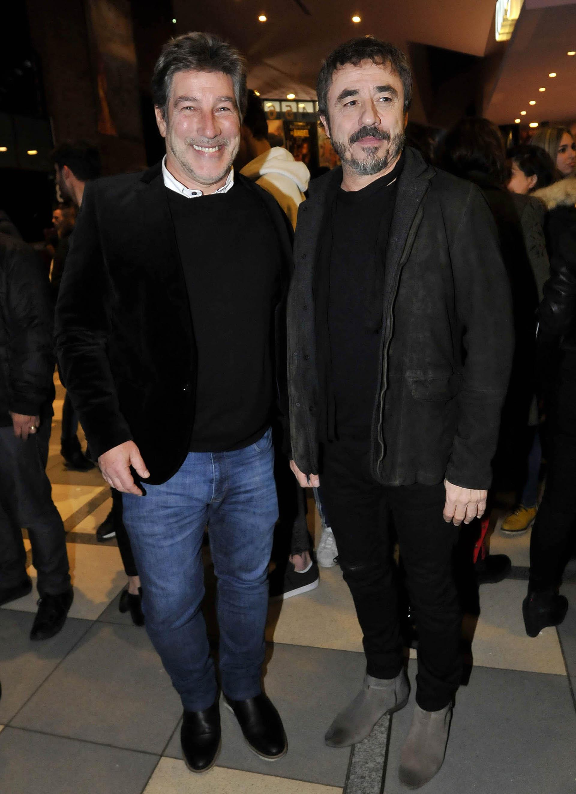 Pachu Peña y Pablo Granados