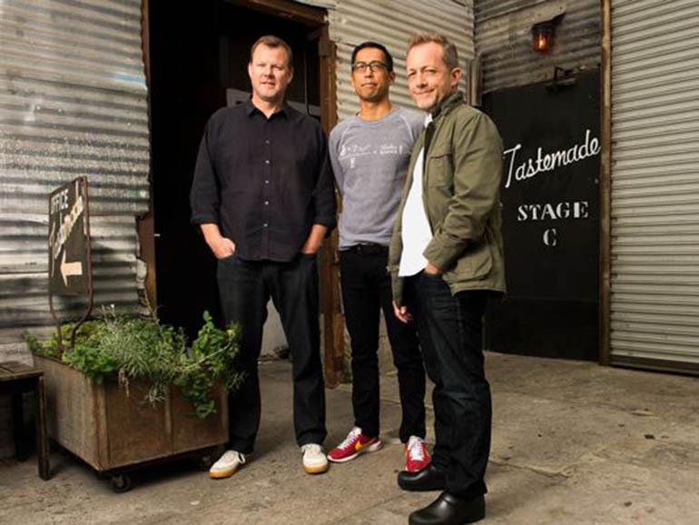 """Los creadores de Tastemade y su pasión por el buen gusto: """"los tres amamos la comida, el diseño y los viajes"""""""