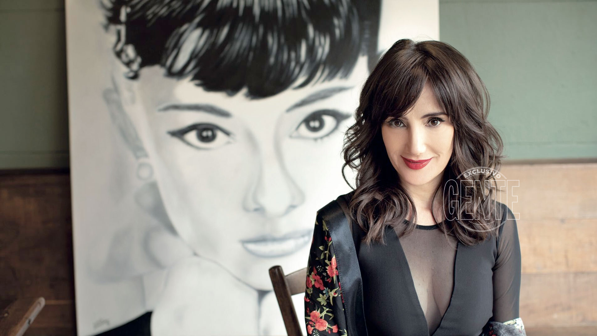 Jorgelina Aruzzi. (Foto Christian Beliera/GENTE)