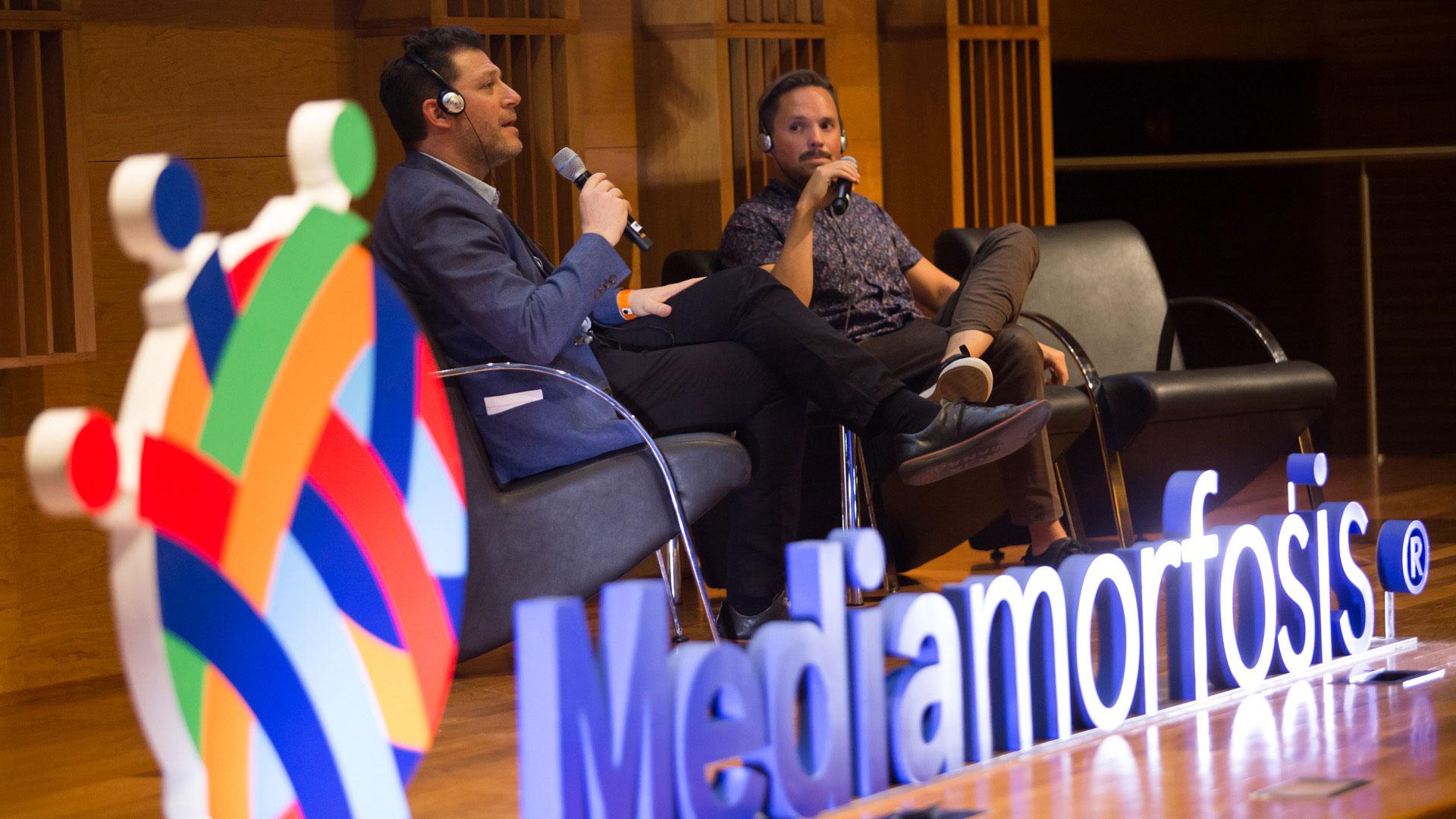 El evento de Mediamorfosis se realizará los días 30 y 31 de agosto en el Centro Cultural de la Ciencia -Godoy Cruz 2270-.