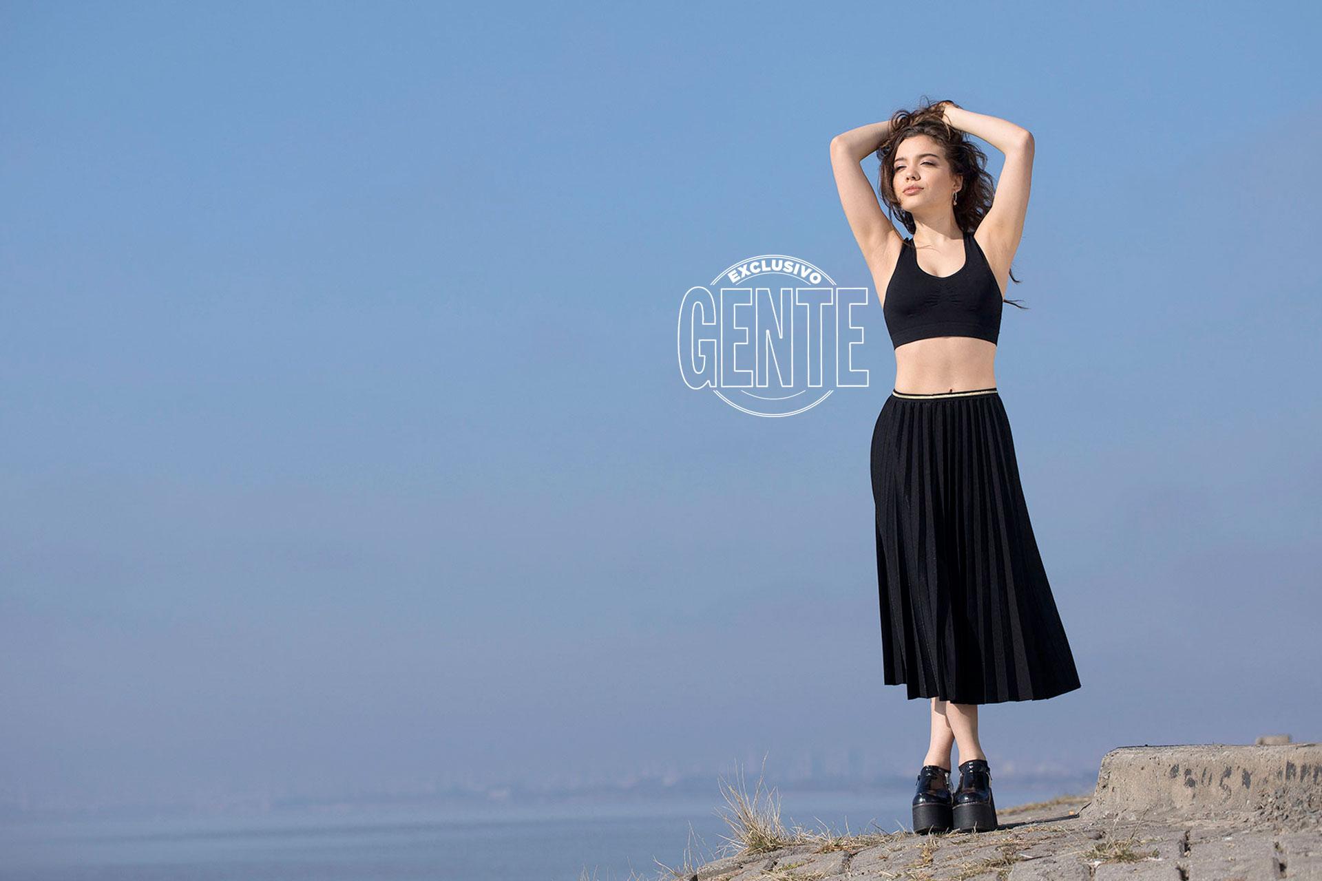 Malena Narvay (Foto Christian Beliera/GENTE)