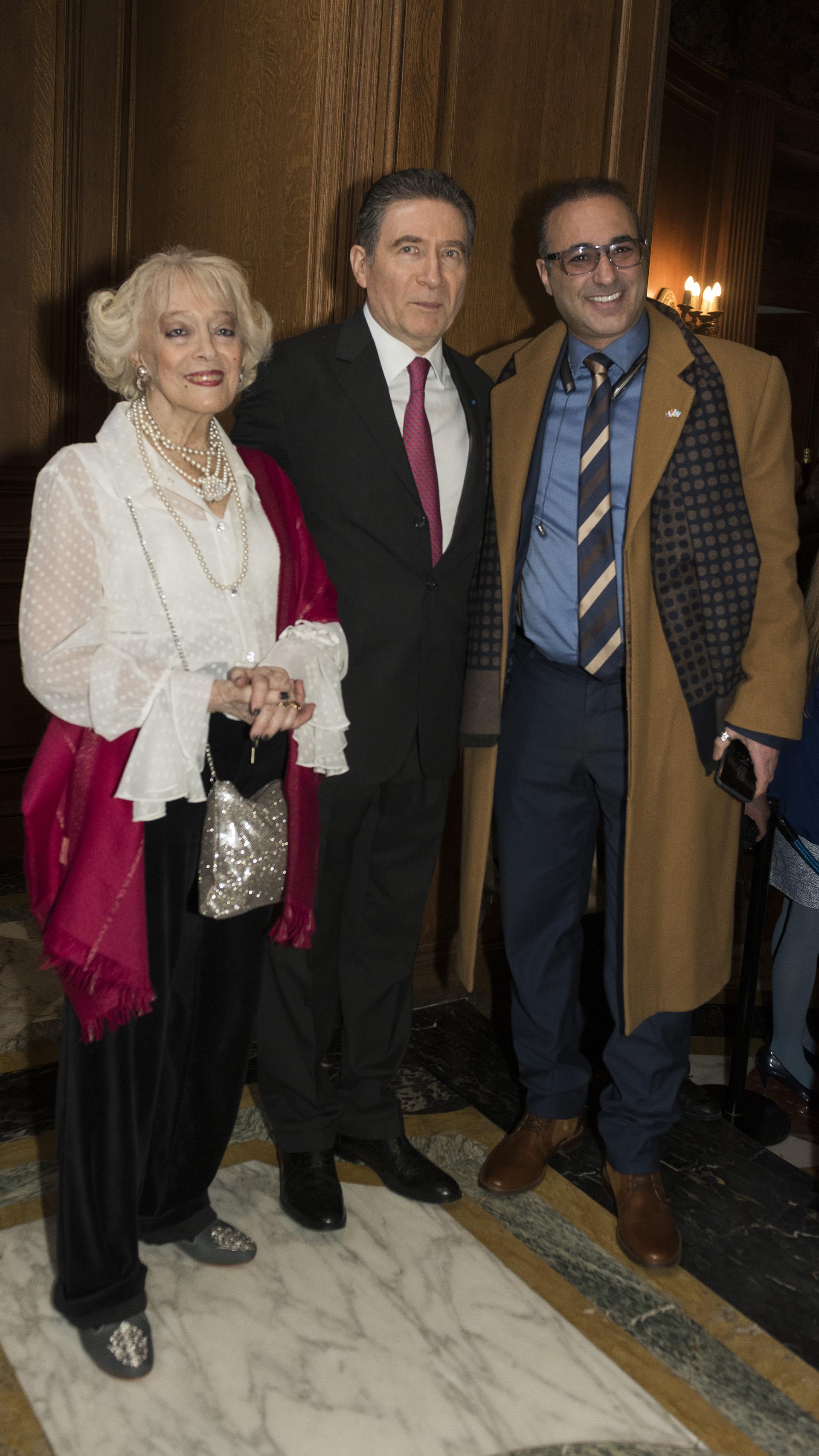 Gustavo Sakkal, vicepresidente del Museo del Holocausto de Buenos Aires