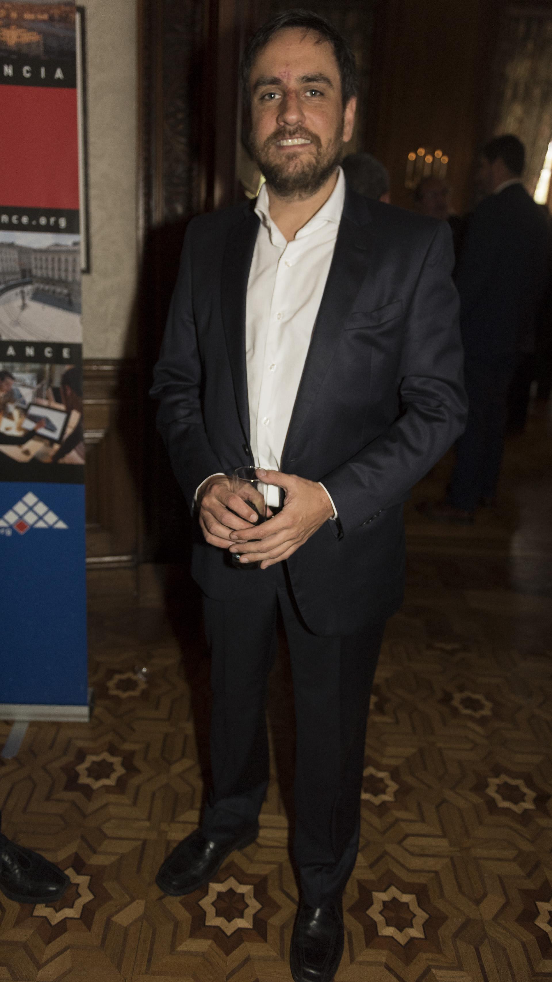 El diputado Juan Cabandié