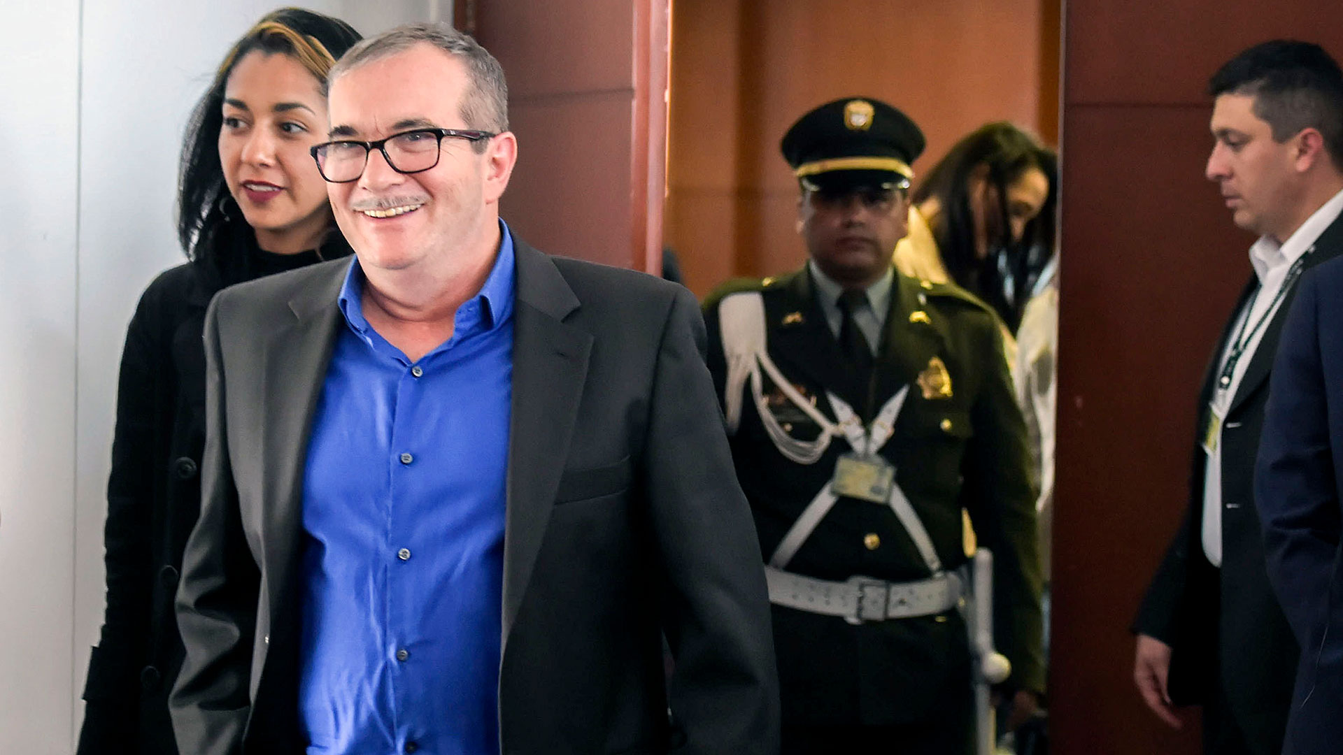 "Rodrigo Londoño, alias ""Timochenko"", el último jefe máximo de las FARC"