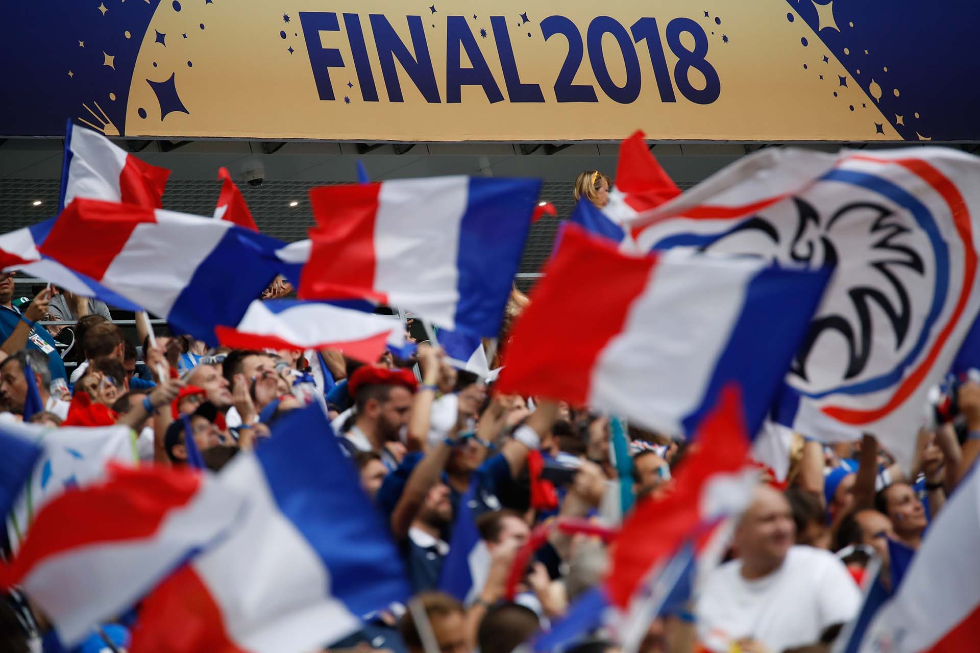 Los franceses palpitan el duelo