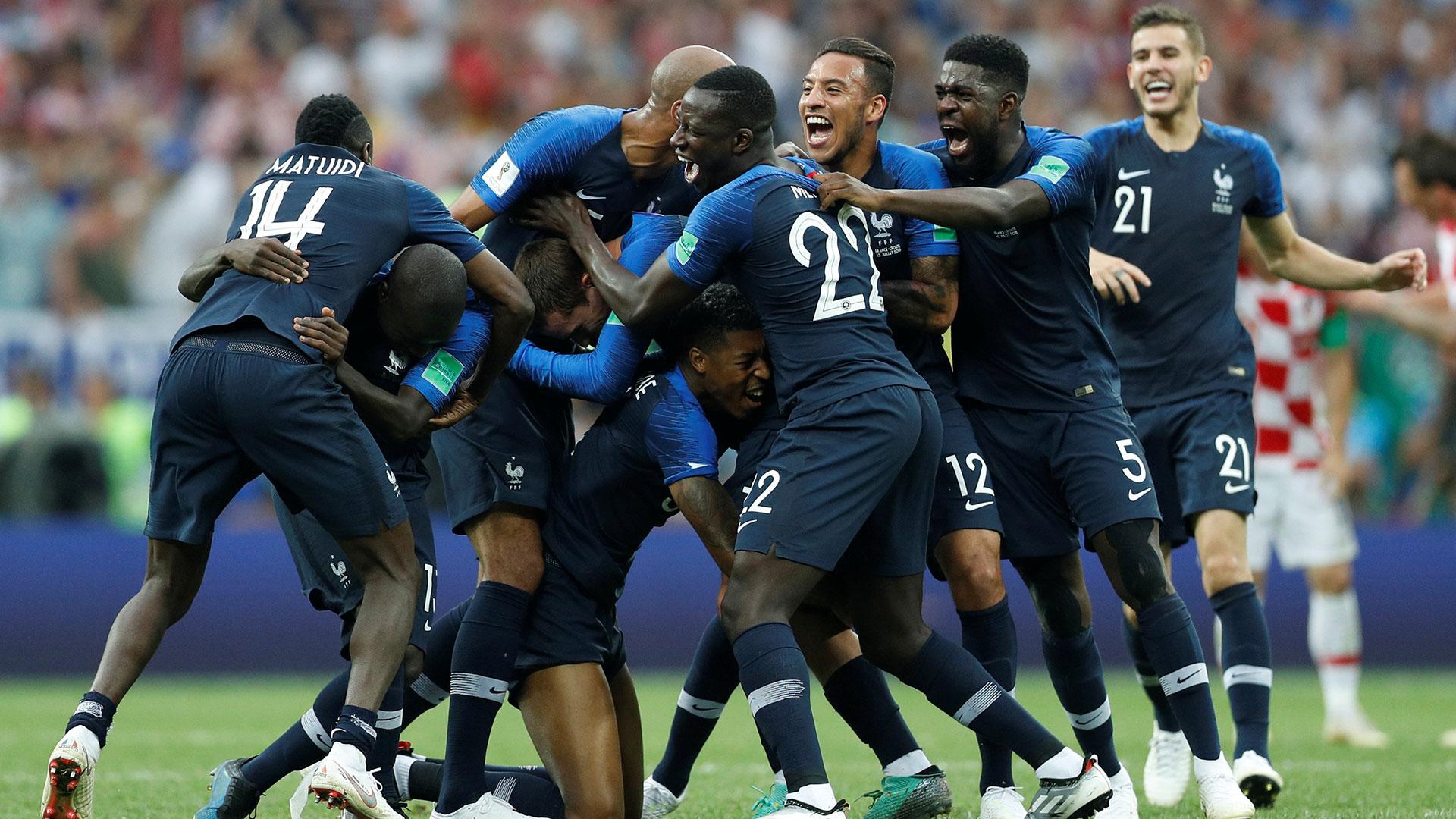 El delirio francés