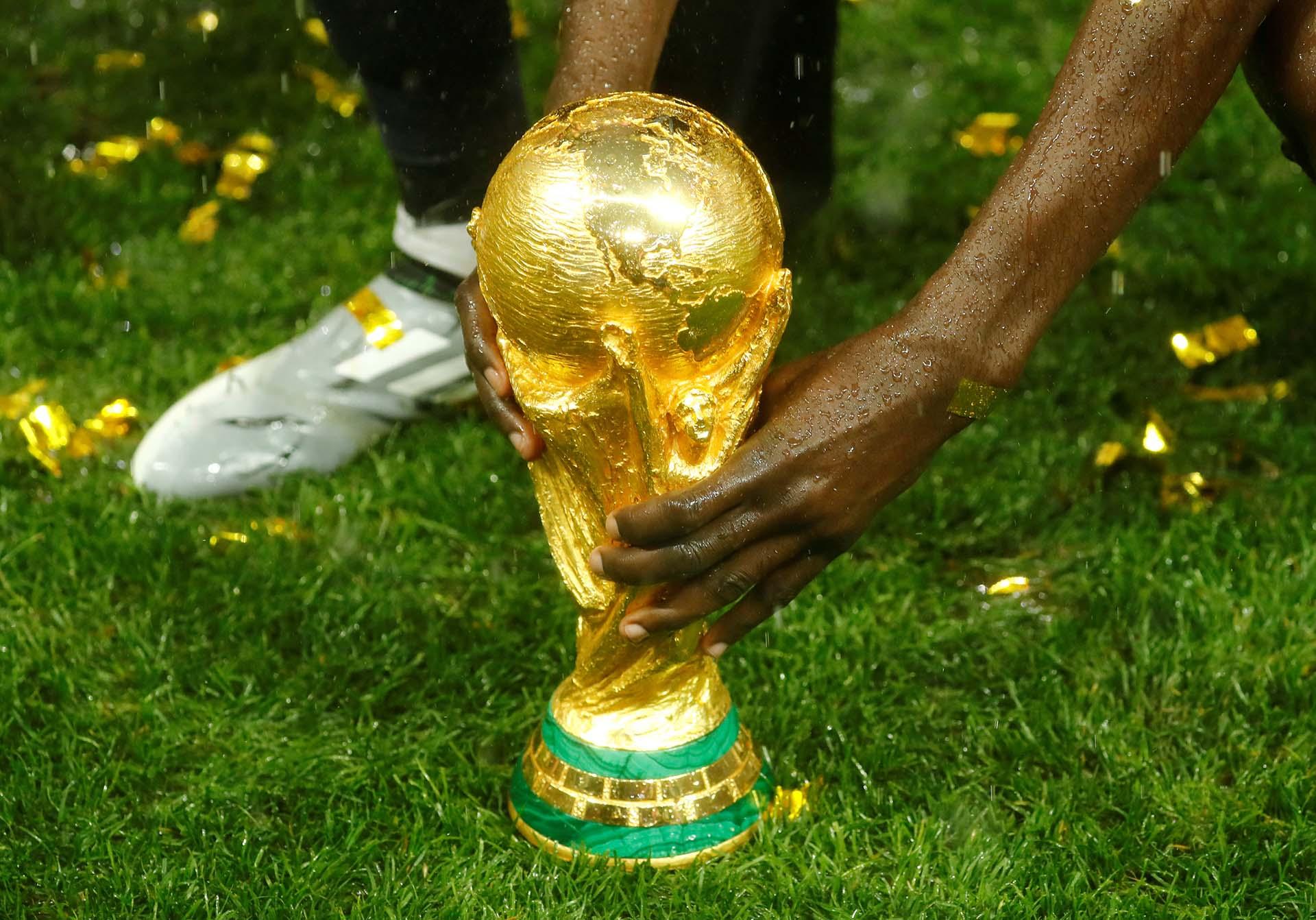 El trofeo quedó en manos de Francia