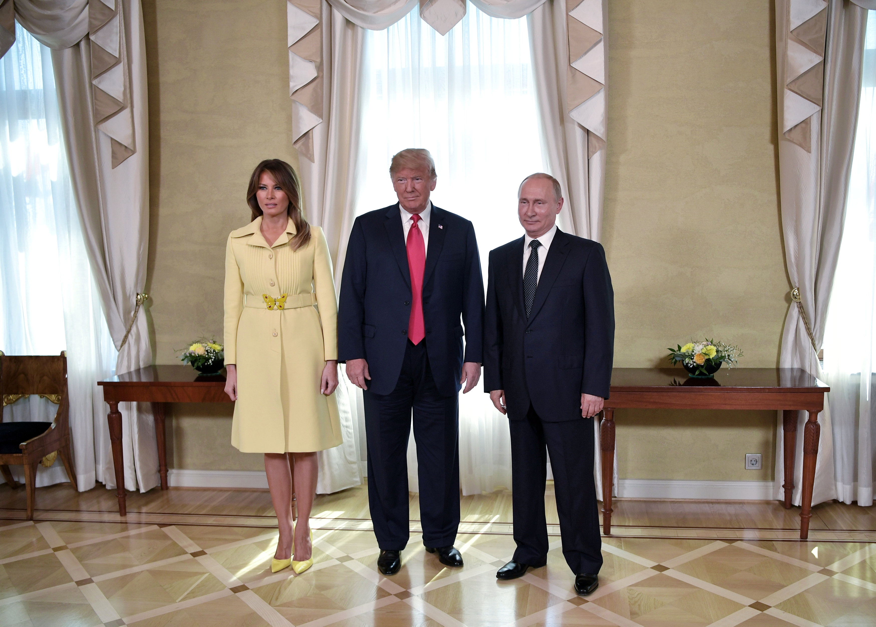 El cargo de primera dama está desocupado desde 2013, cuando Putin se divorció