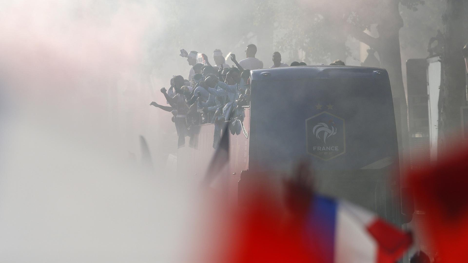 Crédito: AFP-Reuters-AP