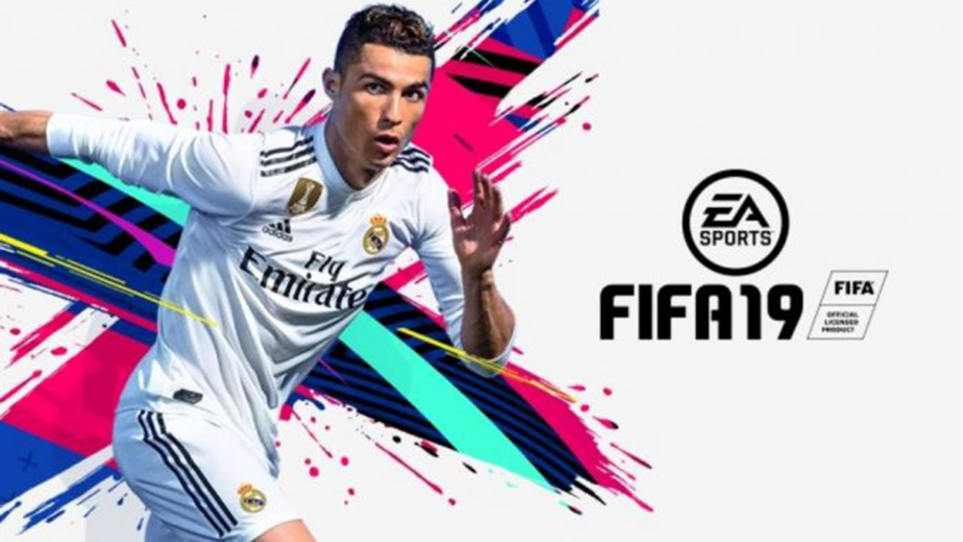 Cristiano Ronaldo es la portada del FIFA 19