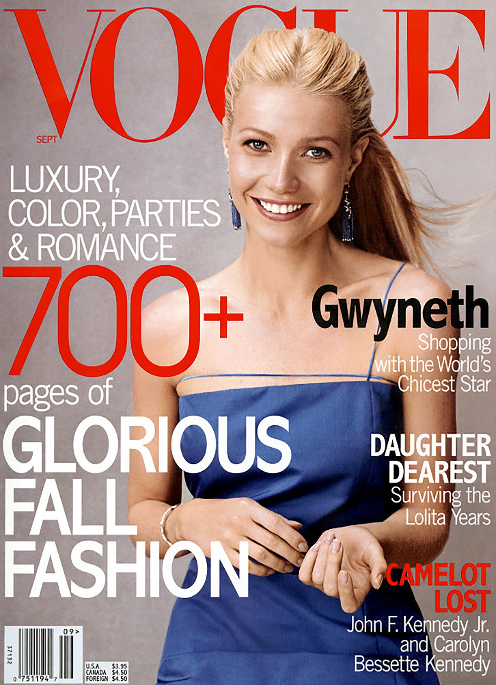 1999: Gwyneth Paltrow