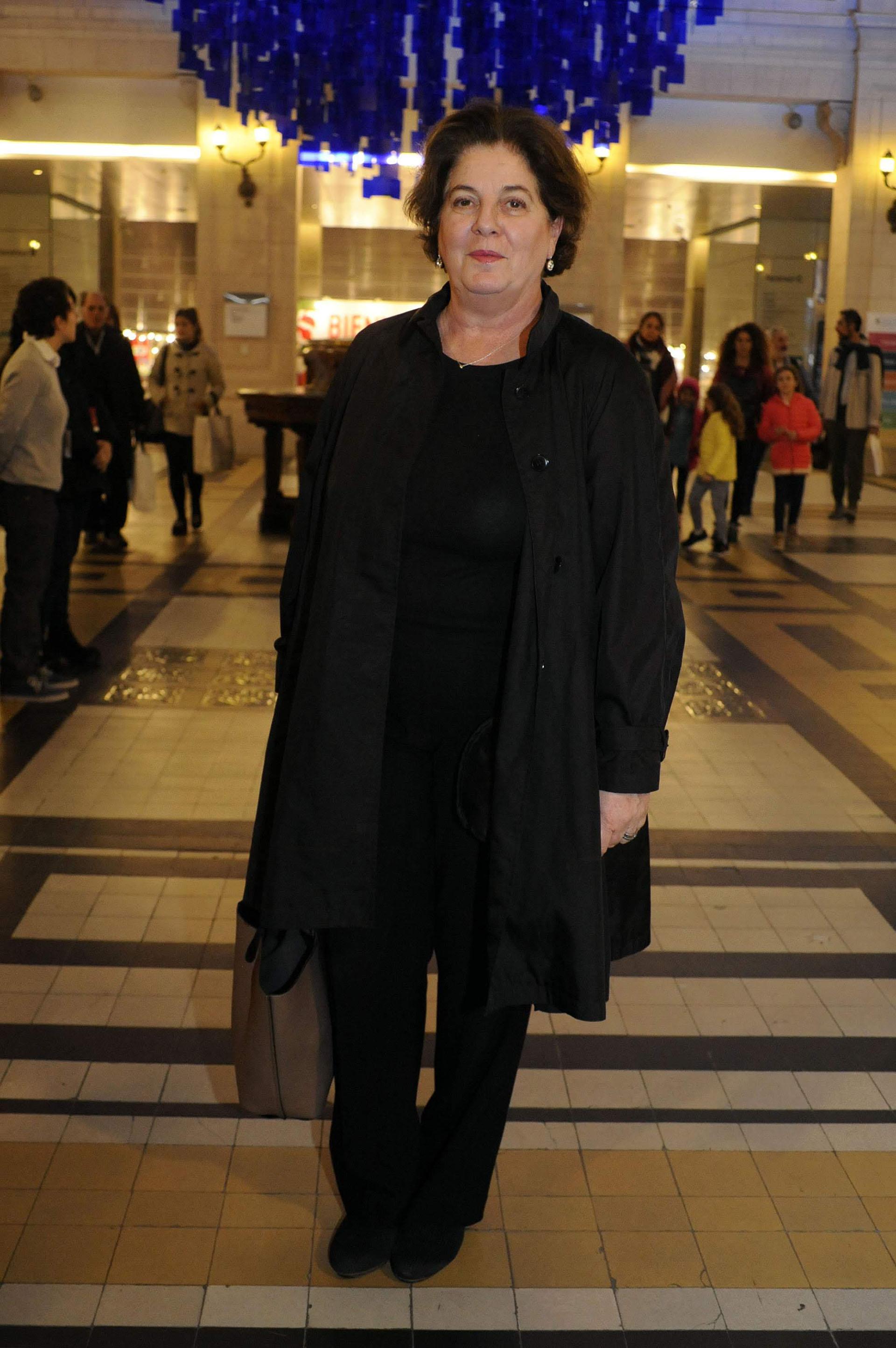 Adriana Rosenberg, directora de la Fundación PROA