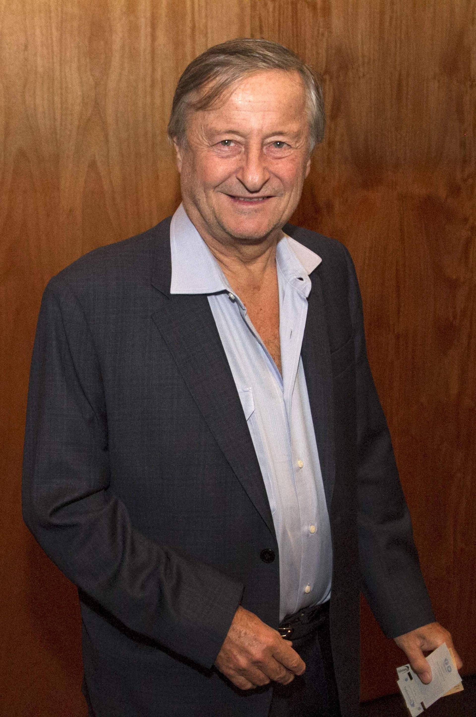 El presidente de Fiat Argentina, Cristiano Rattazzi