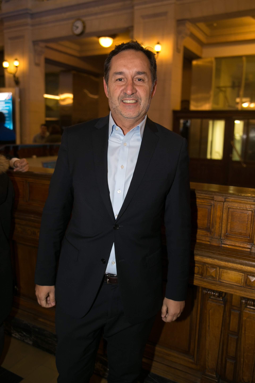 El secretario de Asuntos Estratégicos, Fulvio Pompeo