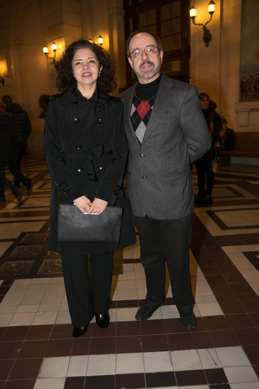 Mabel Gómez Oliver, embajadora de México en la Argentina