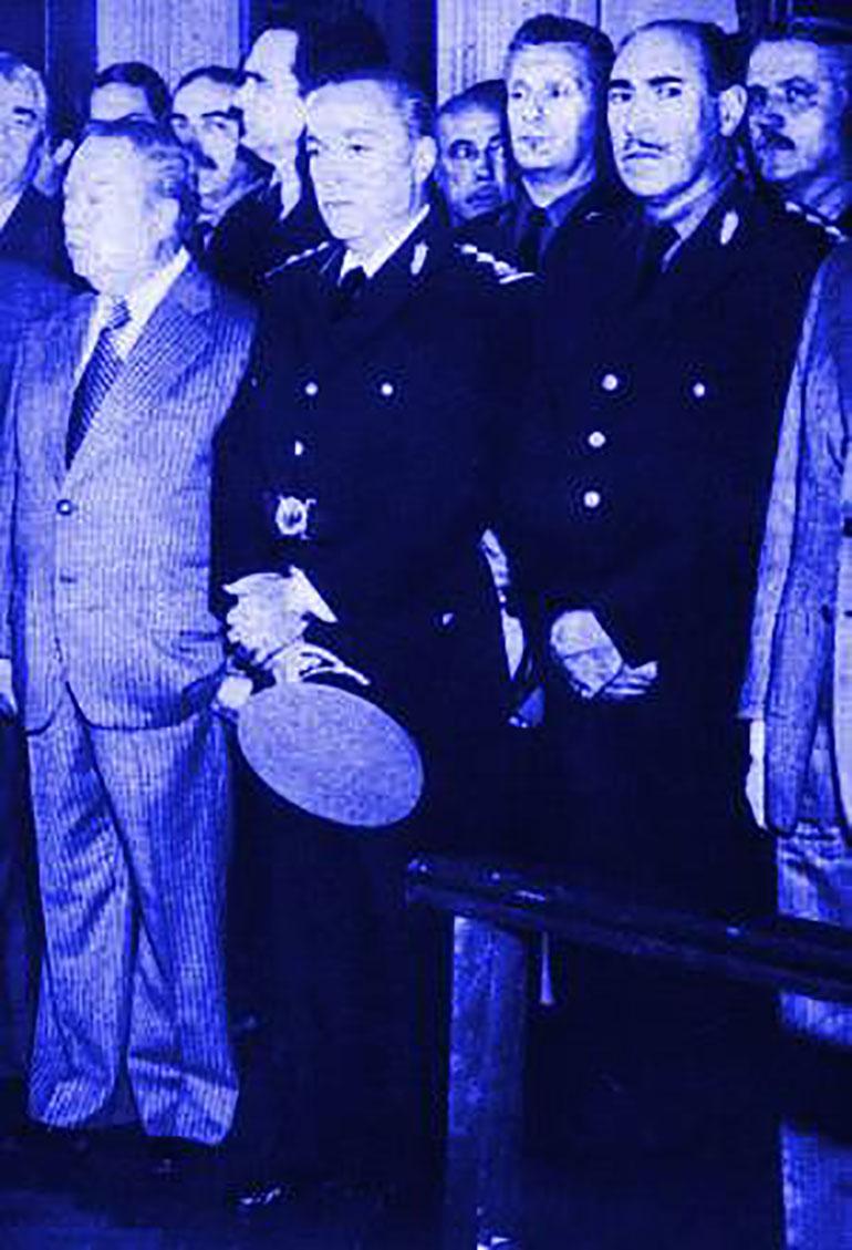 López Rega acumulaba francos en su servicio policial o simulaba enfermedades para poder viajar a Paso de los Libres a ver a su Maestra