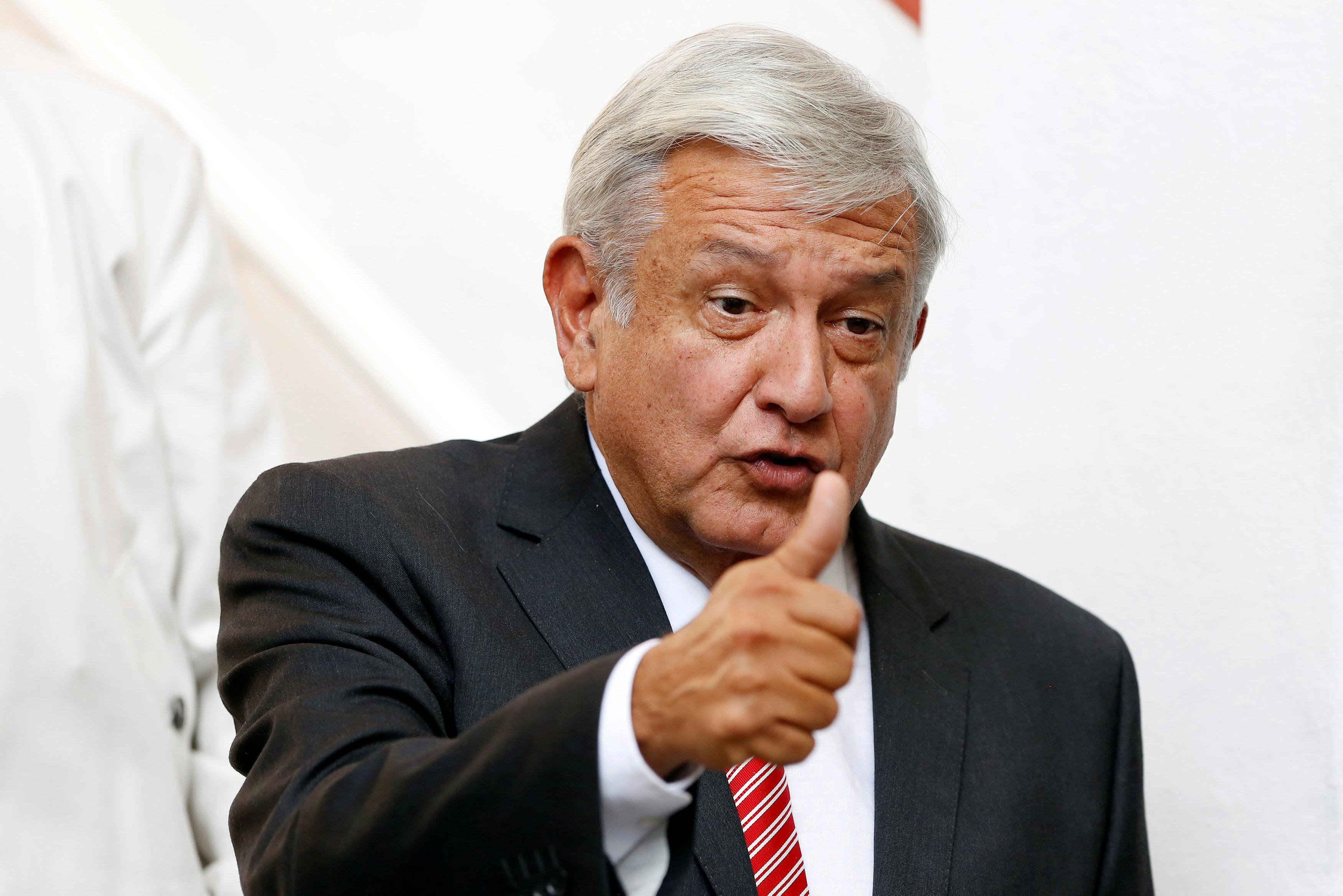 El presidente de México dijo que volvieron a sabotear el ducto (Foto: archivo)