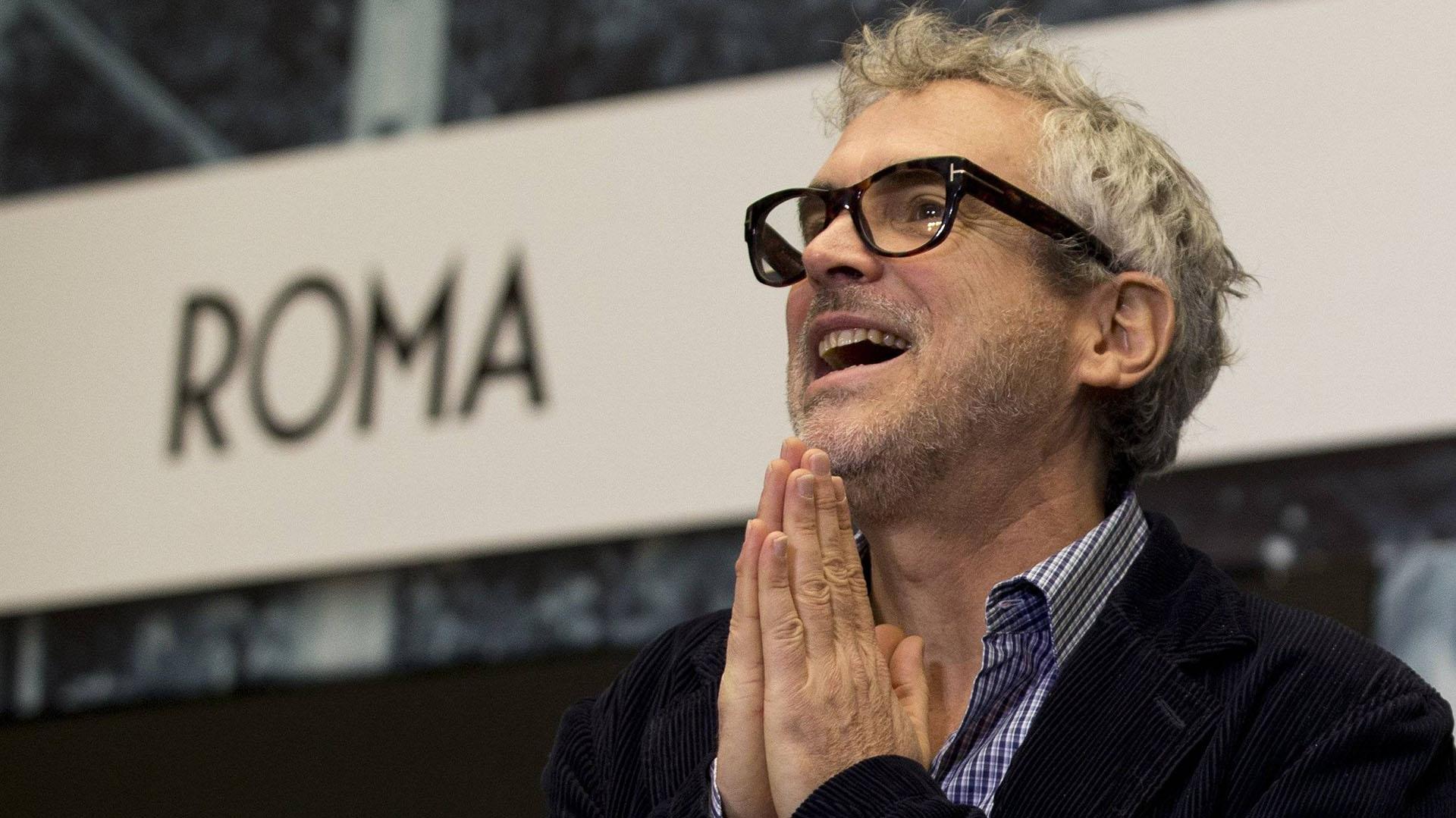 """""""Roma"""" se estrenará mañana en 50 salas independientes de México (Foto: AP)"""