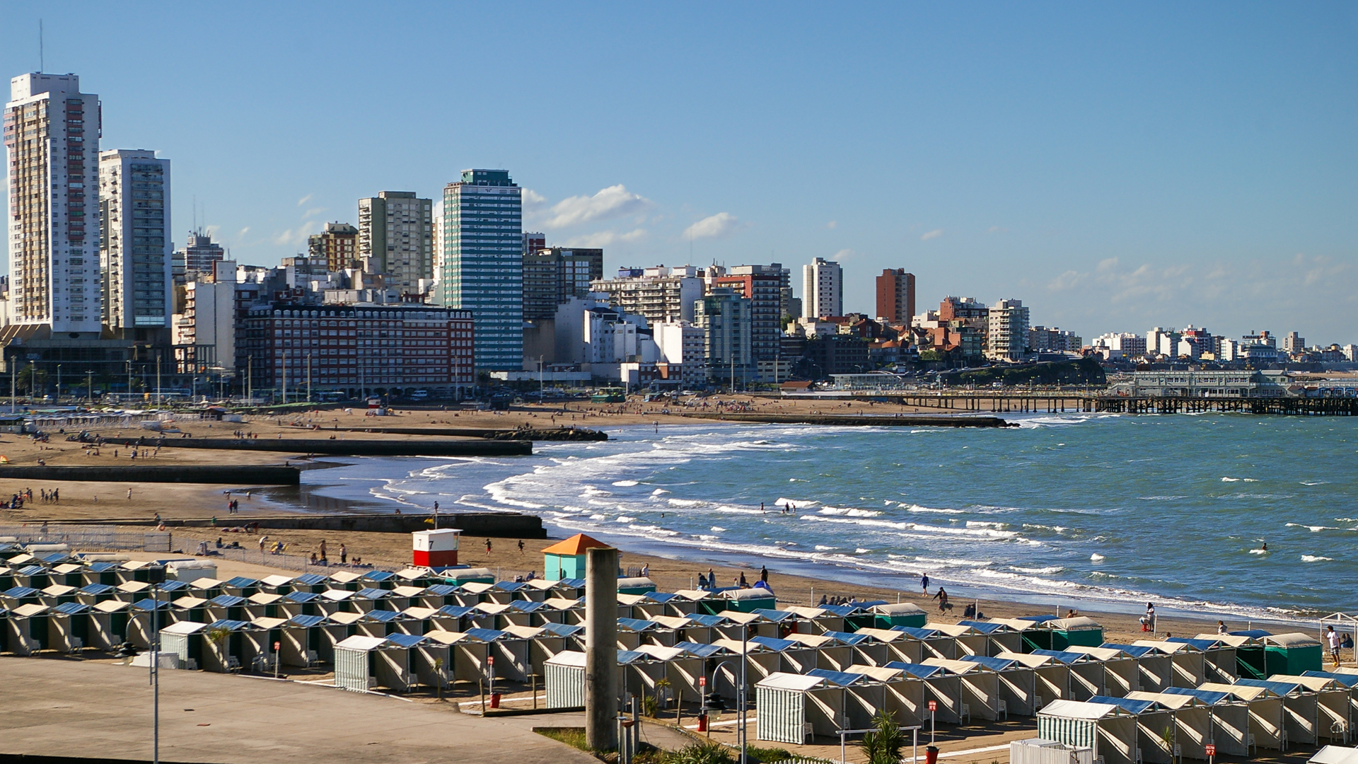 Los precios de Mar del Plata quedaron por debajo de otros destinos en el exterior