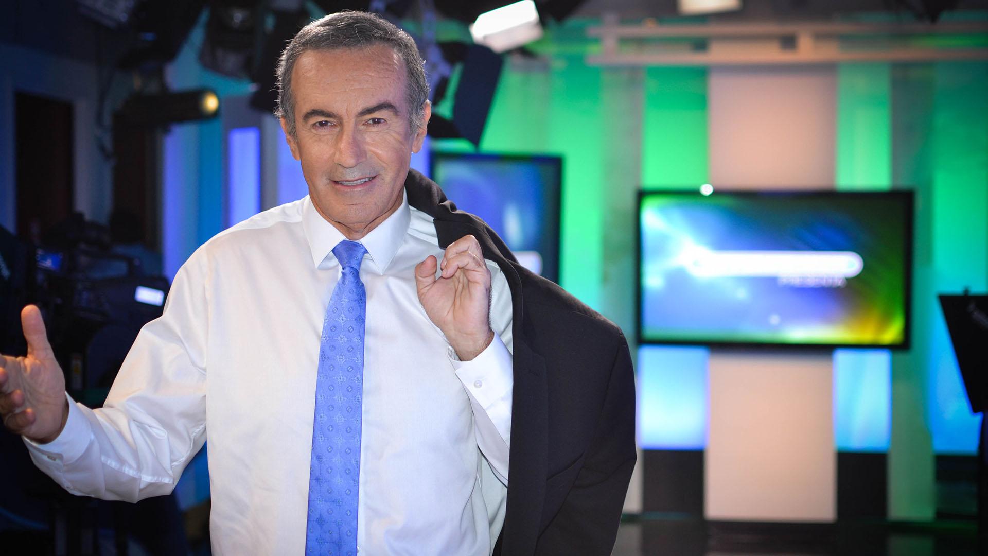"""Andrés Oppenheimer acaba de publicar su cuarto libro, """"¡Sálvese quien pueda!"""""""