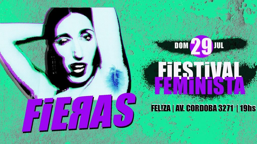 fieras festival feminista