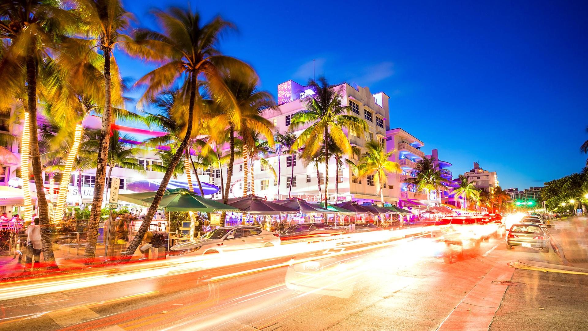 Miami, una ciudad con mucha movida cultural (Getty Images)