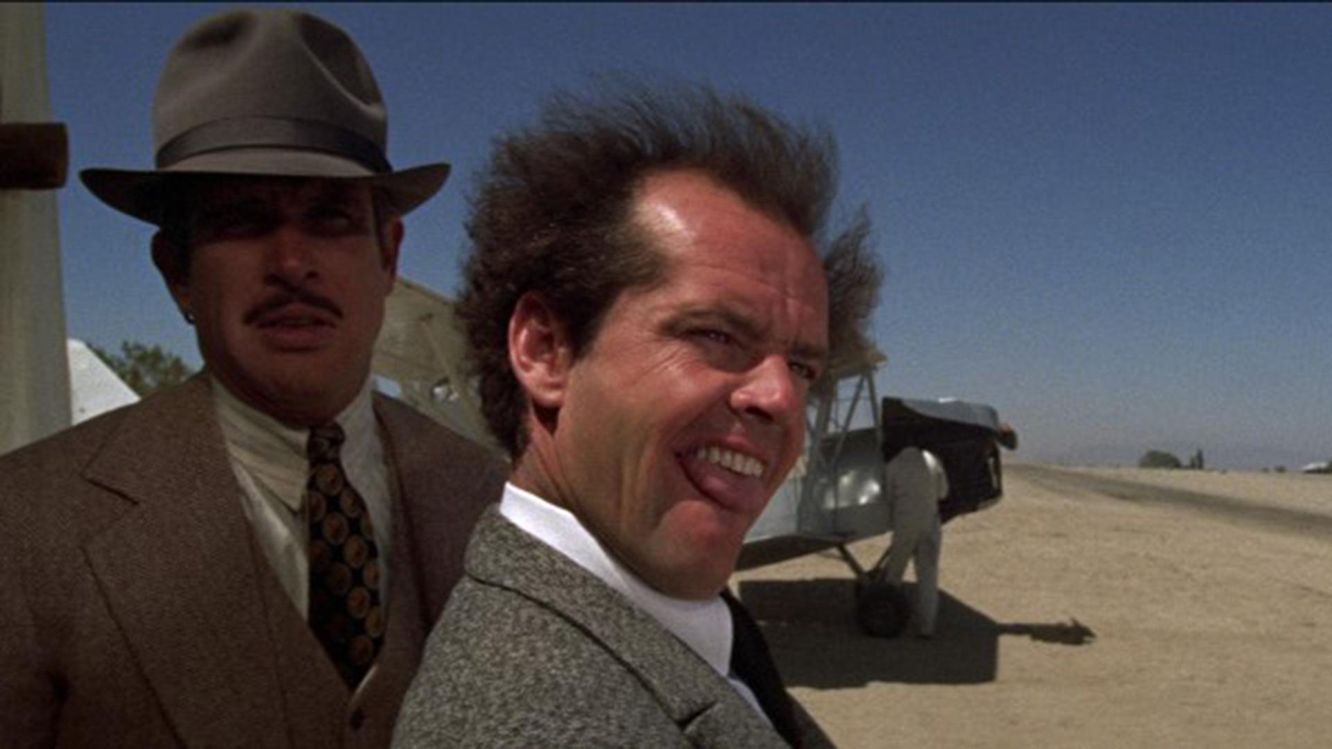 """El actor Jack Nicholson es una de las celebridades que figuraría en el """"libro negro"""" de Fleiss"""