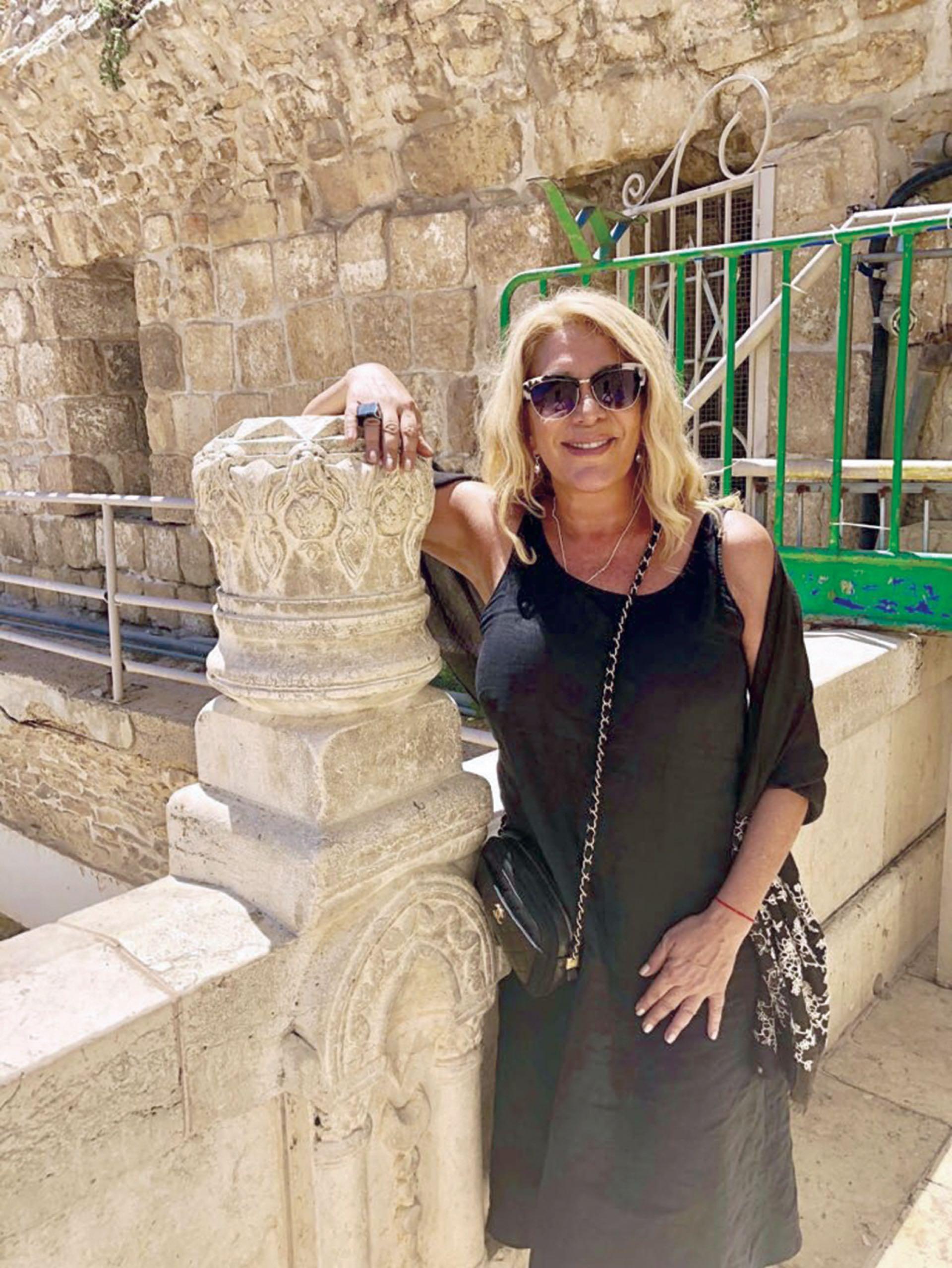 Hebrón, al sudeste de Cisjordania, donde están las tumbas de los patriarcas Abraham, Isaac y Jacob.