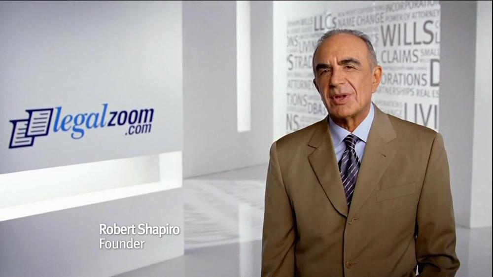 Robert Shapiro, fundador de LegalZoom