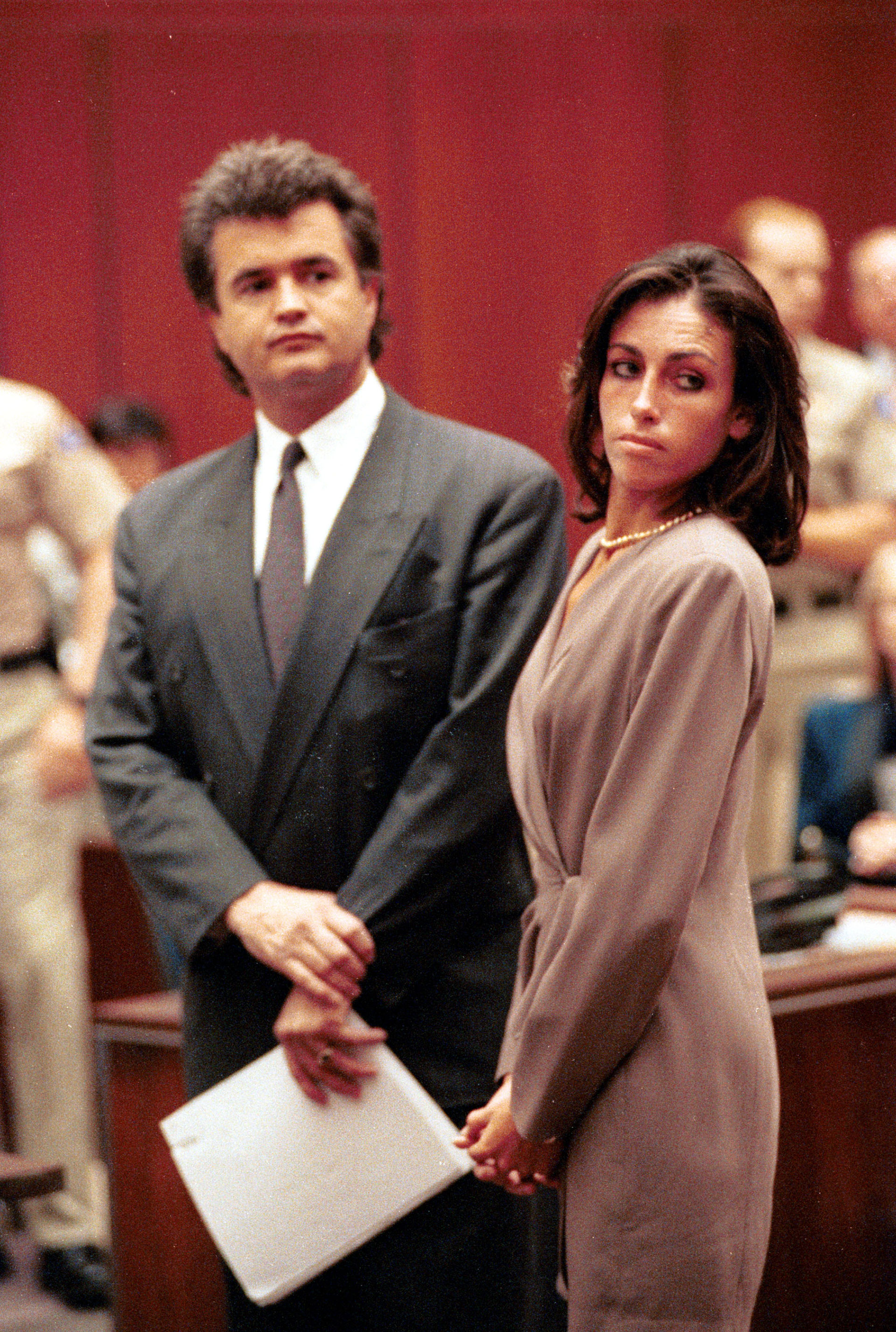Fleiss fue a juicio por proxenetismo, evasión impositiva y posible lavado de dinero (Getty)