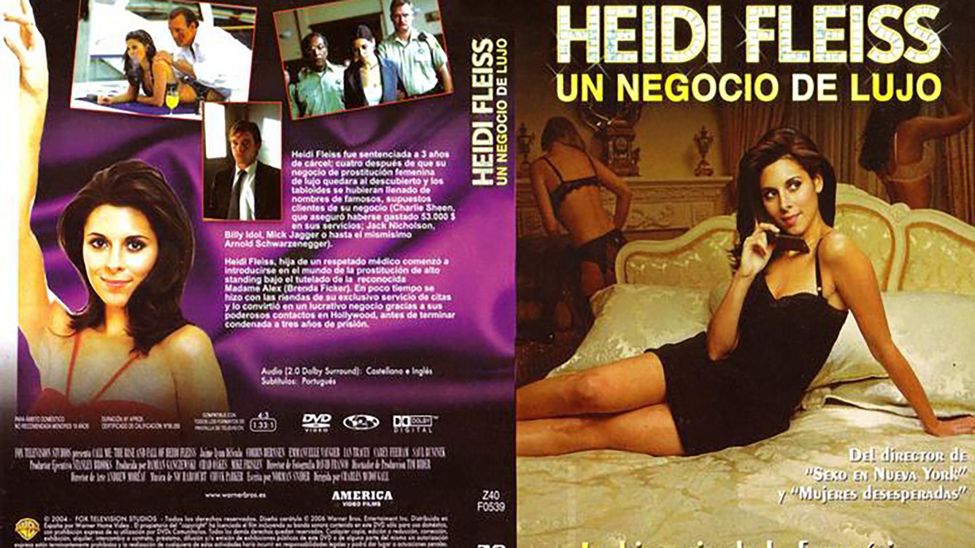 """Otra de las producciones audiovisuales que cuenta la increíble historia de """"la madama de Hollywood"""""""