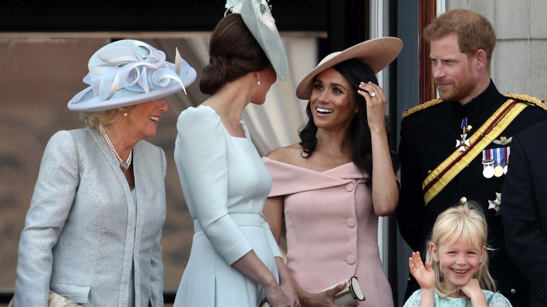 El Principe Harry Conto Por Primera Vez La Verdad Sobre Su Relacion Con Camilla Parker La Amante De Su Padre Infobae