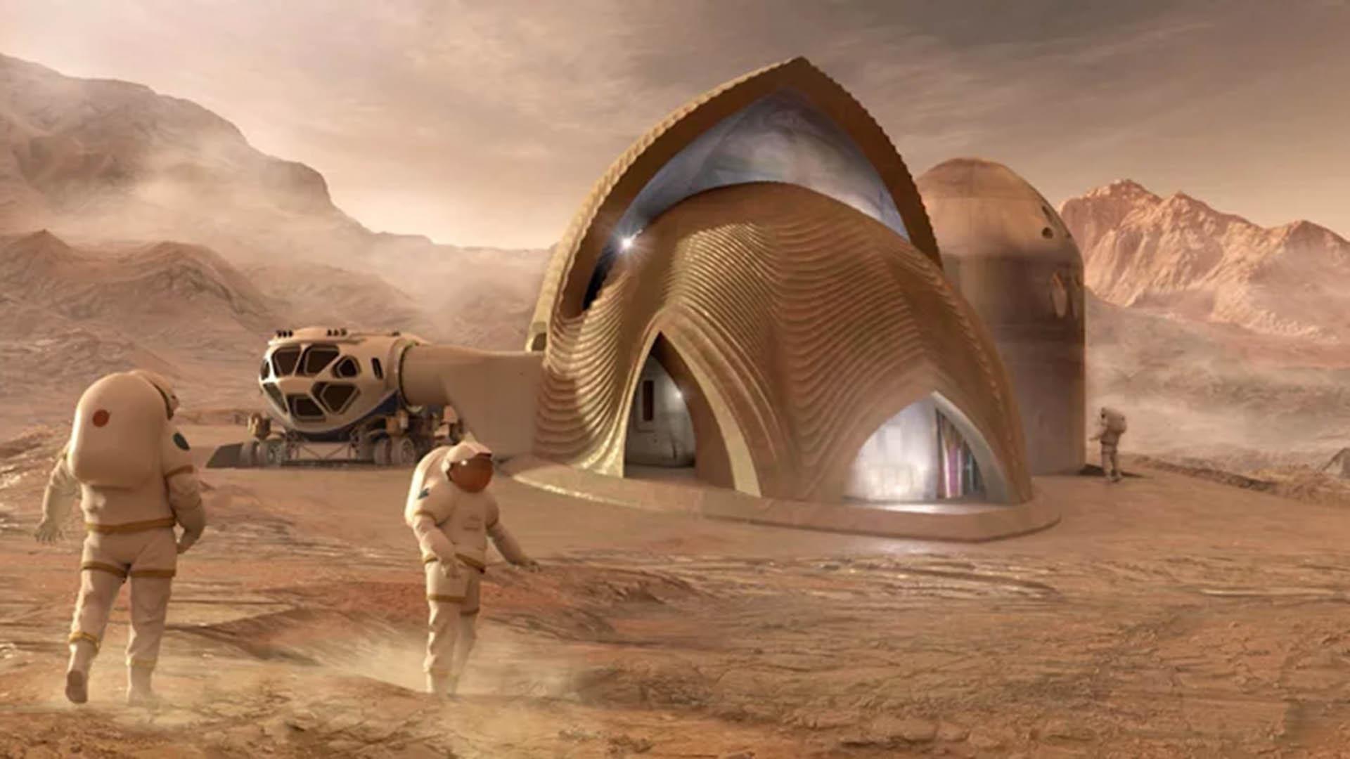 La NASA puso fecha para el envío de hombres a Marte - Infobae